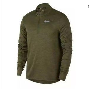 Nike Men Pacer Plus Half Zip Running Reflex
